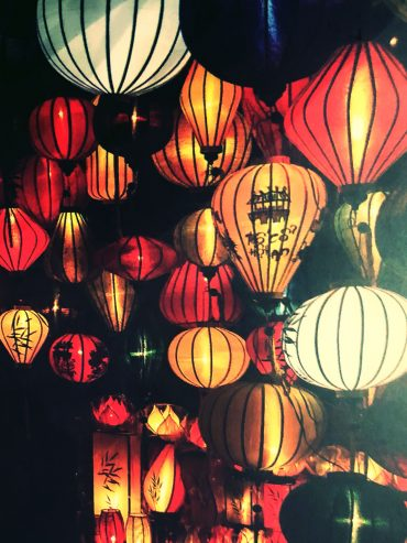 Shining Lanterns of HoiAn