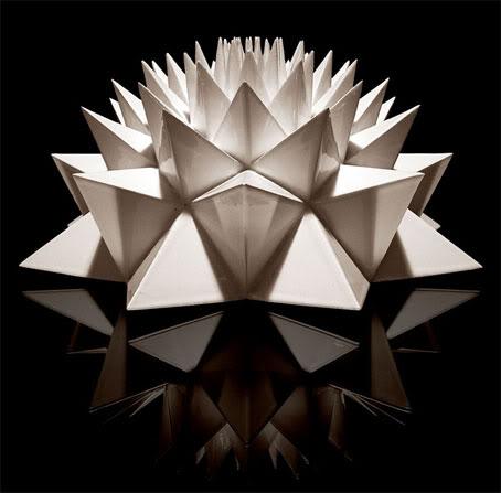 3D Textured Vase